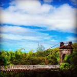 Pont de la Rivière de l'Est Sainte-Rose