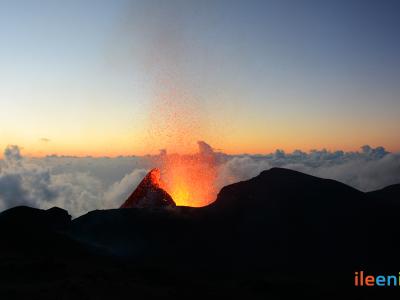 Eruption du Piton de la Fournaise (mai 2015)