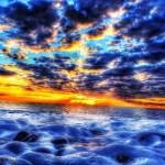Sunset Mer Reunion