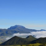 Nature Forêt Montagne Vue Ciel Reunion