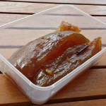 Confiture Tranches Papaye by lesvoyagesdedoudou.com