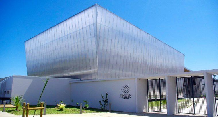 La Cité des Arts ouvre son «baro»