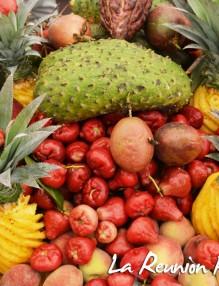 Les 5 fruits tropicaux du moment à La Réunion