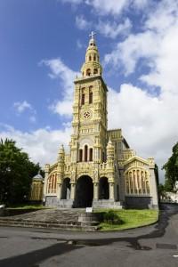 Eglise de Sainte-Anne par cartedelareunion