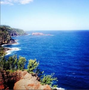 Point de vue Grand Anse par @ceciiiilouu
