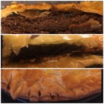 galette des rois patate douce choco