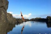 Bassin Bleu, le bassin de l'Etang-Salé tenu secret