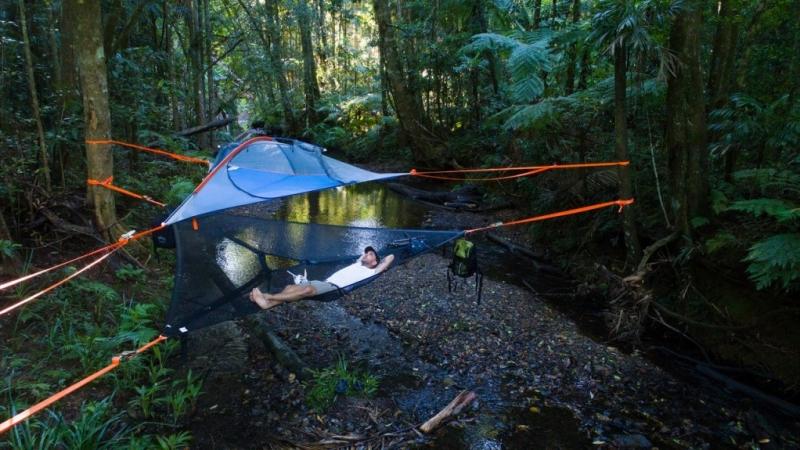 Où faire du camping à La Réunion ?
