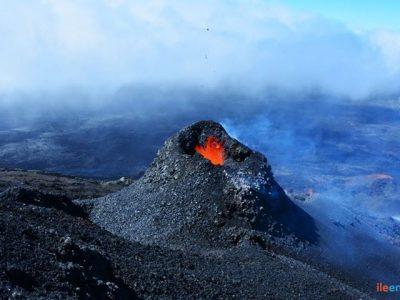 Eruption de la Fournaise – Février 2015