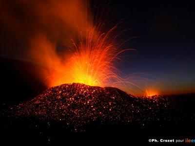 Volcan La Fournaise La Réunion : le guide