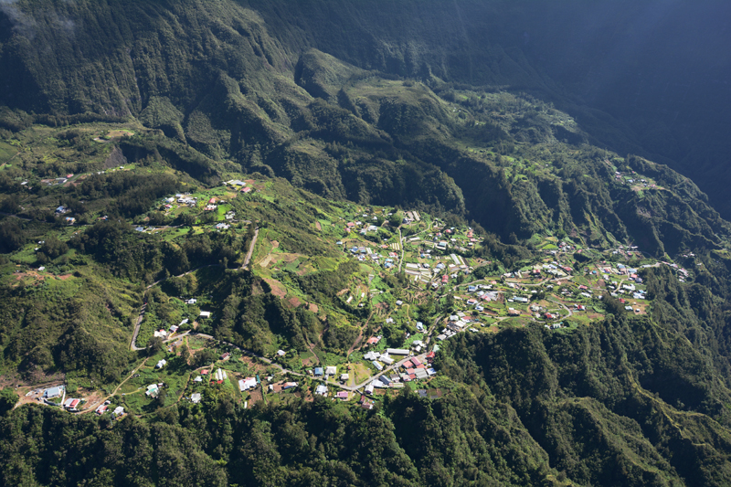 Village de Marla - Mafate