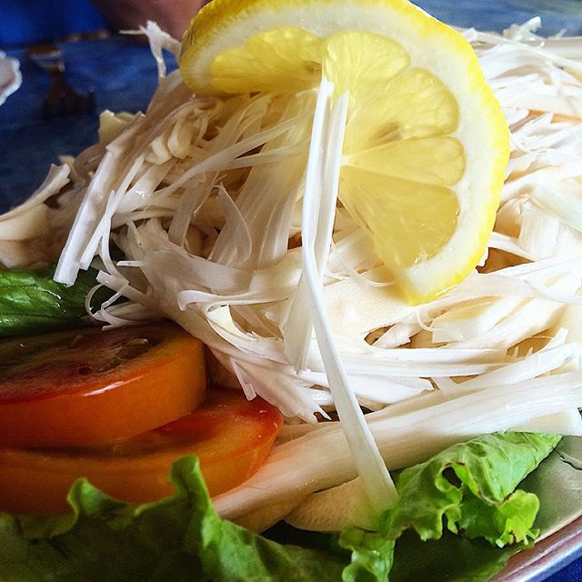 Salade de palmiste By @elomasto