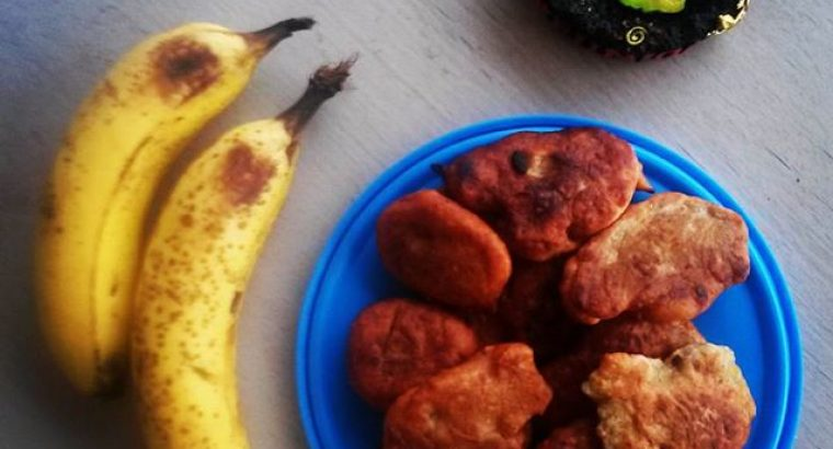 Recette : bonbons bananes