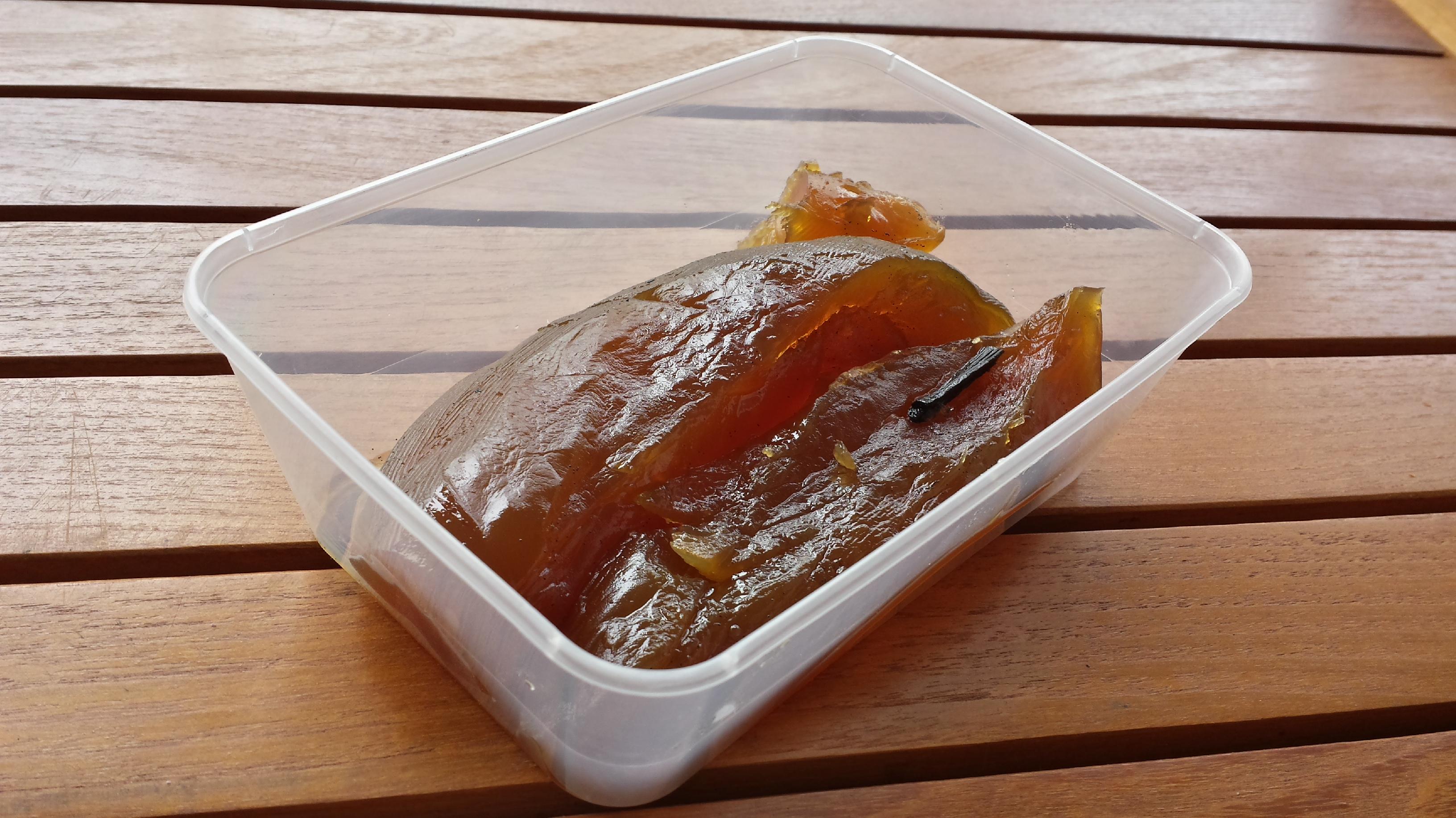 Recette : confiture de tranches de papaye