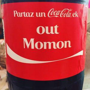 """""""Partage un coca avec ta maman"""" by @elsamyel"""