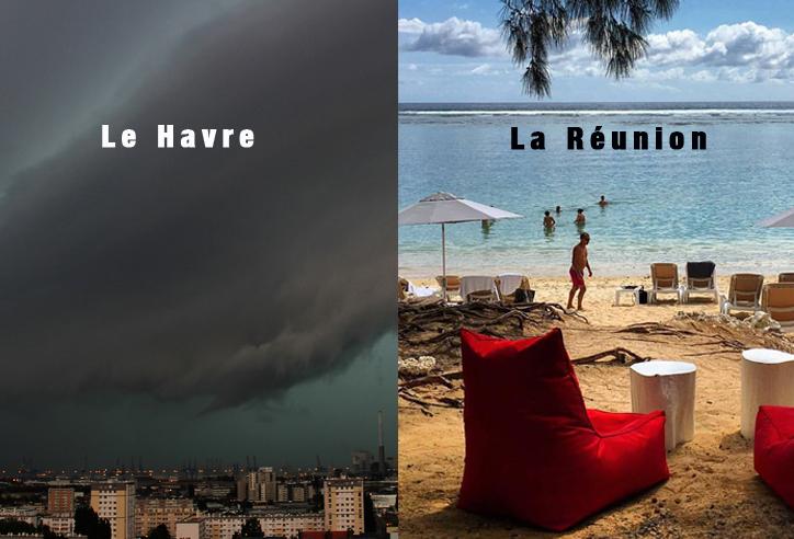 De La Réunion au Havre