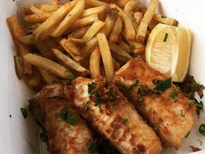 Restaurant Fish Truck