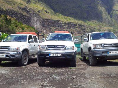 4 X 4 Taxi Mafate