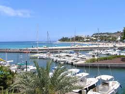 image port St Gilles