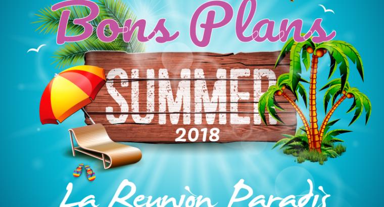 Les bons plans de La Réunion – été 2017 / 2018