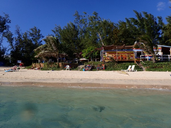 Photo de la plage de L'Ermitage par snorkeling - exploration Blog