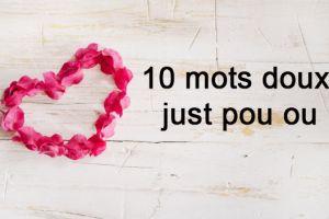 10 mots doux créoles à dire à sa moitié