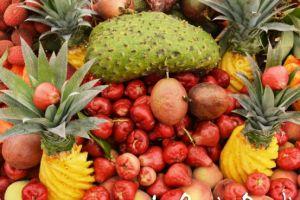 Top 10 des fruits et légumes «lontan» de La Réunion